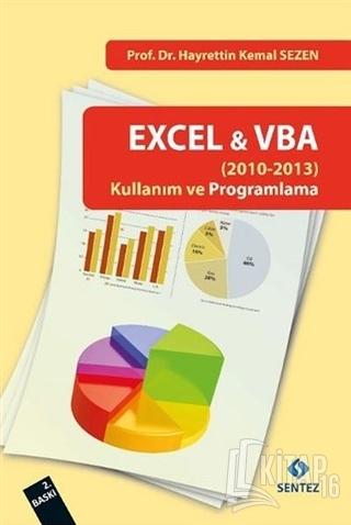 Excel 2010 - VBA Kullanım ve Programlama - Kitap16