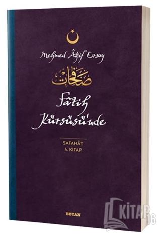 Fatih Kürsüsü'nde - Safahat 4. Kitap - Kitap16