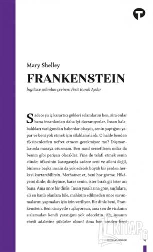 Frankenstein - Kitap16