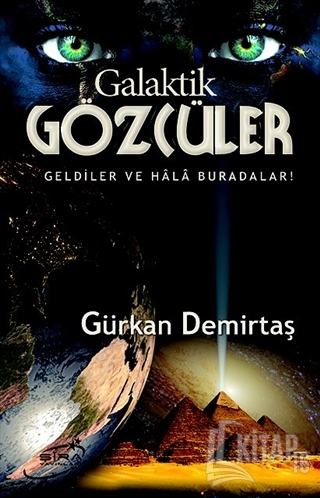 Galaktik Gözcüler - Kitap16