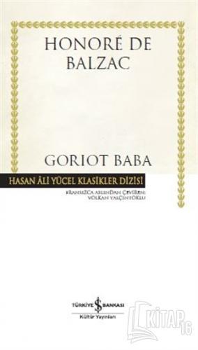 Goriot Baba - Kitap16