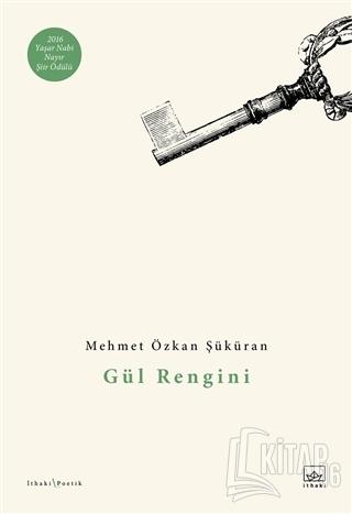 Gül Rengini - Kitap16