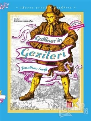 Gulliver'in Gezileri - İkaros Çocuk Klasikleri - Kitap16