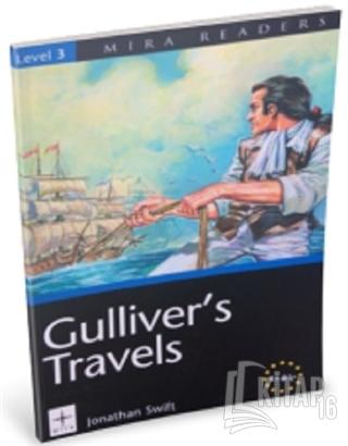 Gulliver's Travels Level 3 - Kitap16