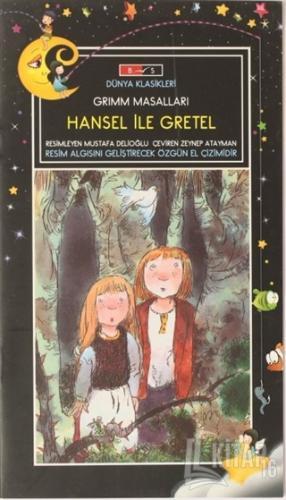 Hansel ile Gretel - Kitap16