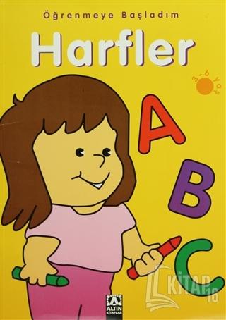 Harfler Öğrenmeye Başladım 2 - Kitap16