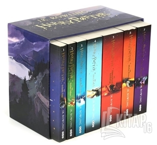 Harry Potter Seti (7 Kitap Takım) - Kitap16