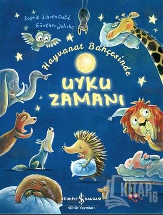 Hayvanat Bahçesinde Uyku Zamanı - Kitap16