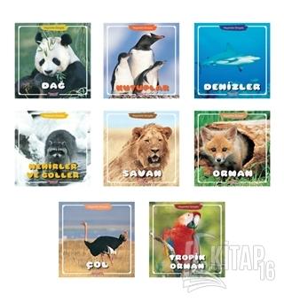 Hayvanlar Dünyası Serisi (8 Kitap Takım) - Kitap16