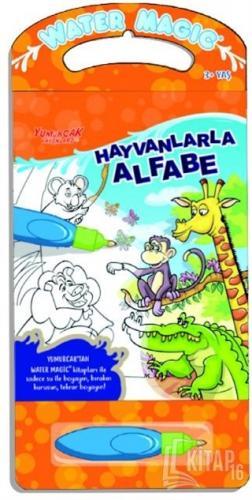 Hayvanlarla Alfabe - Water Magic - Kitap16