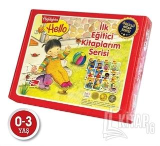 Highlights Hello İlk Eğitici Kitaplarım Serisi - Kitap16