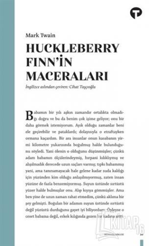 Huckleberry Finn'in Maceraları - Kitap16
