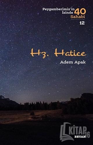 Hz. Hatice - Kitap16