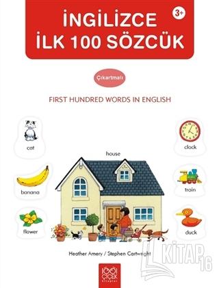 Çıkartmalarla İngilizce İlk 100 Sözcük - Kitap16