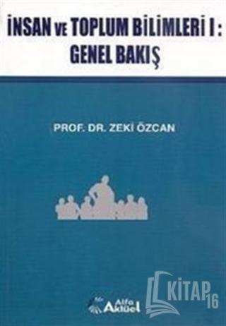 İnsan ve Toplum Bilimleri 1: Genel Bakış - Kitap16
