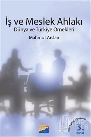 İş ve Meslek Ahlakı - Kitap16
