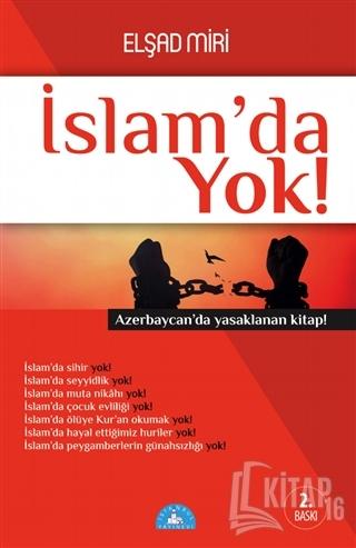 İslam'da Yok! - Kitap16