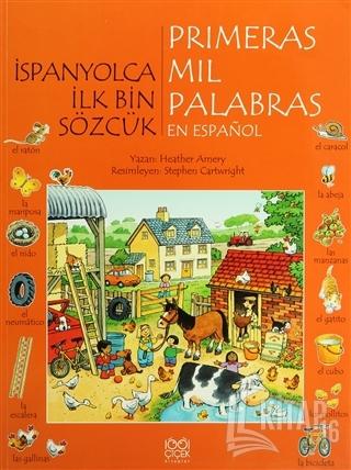 İspanyolca İlk Bin Sözcük - Primeras Mil Palabras en Espanol - Kitap16