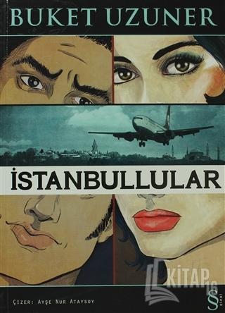 İstanbullular ( Çizgi Dizisi ) - Kitap16