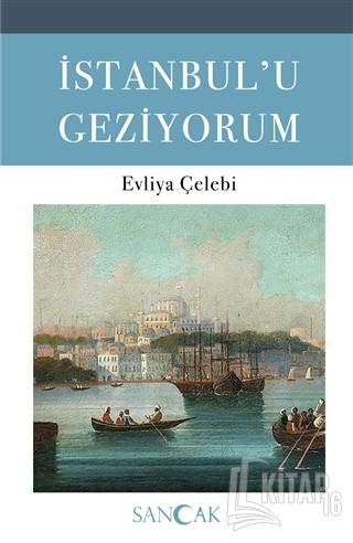 İstanbul'u Geziyorum - Kitap16