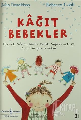 Kağıt Bebekler - Kitap16