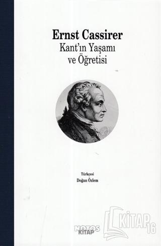 Kant'ın Yaşamı ve Öğretisi - Kitap16