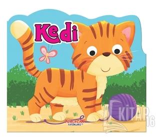 Kedi - Şekilli Kitap - Kitap16
