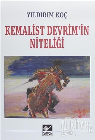 Kemalist Devrim'in Niteliği - Kitap16