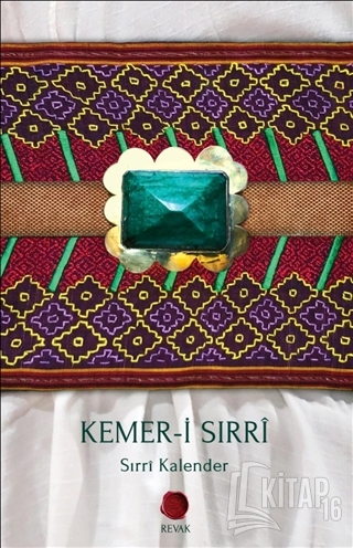 Kemer-i Sırri - Kitap16