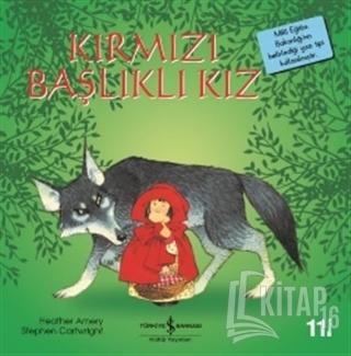 Kırmızı Başlıklı Kız - Kitap16
