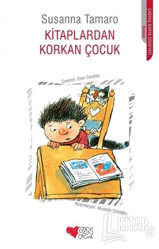 Kitaplardan Korkan Çocuk - Kitap16