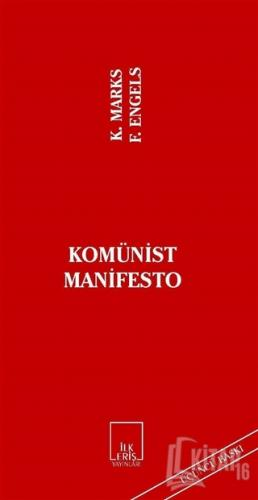 Komünist Manifesto - Kitap16