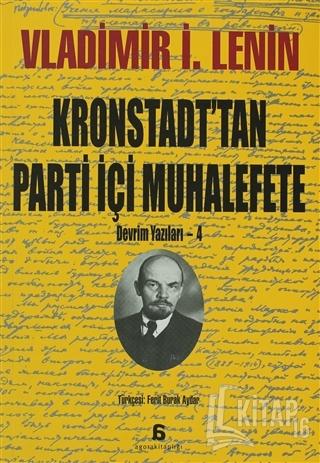 Kronstadt'tan Parti İçi Muhalefet - Kitap16