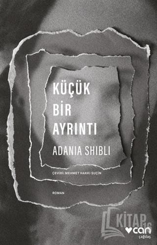 Küçük Bir Ayrıntı - Kitap16