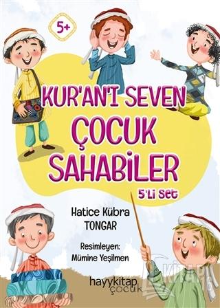 Kur'an'ı Seven Çocuk Sahabiler 5'li Set - Kitap16