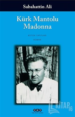 Kürk Mantolu Madonna - Kitap16