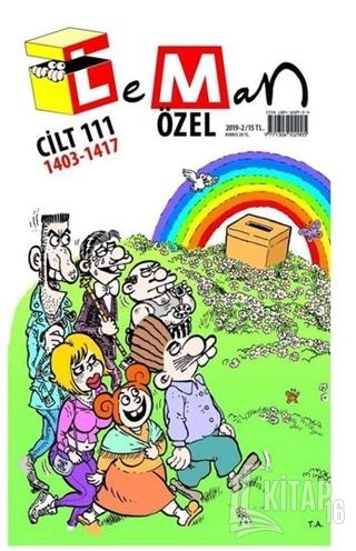 Leman Dergisi Cilt: 111 - Kitap16