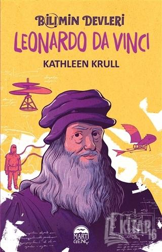 Leonardo Da Vinci - Bilimin Devleri - Kitap16