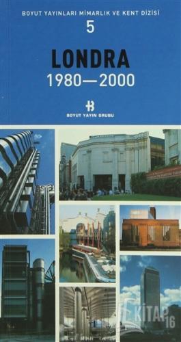 Londra 1980-2000 - Kitap16