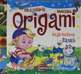 Macera - Hikayelerle Origami - Kitap16