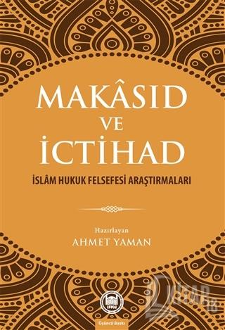 Makasıd ve İctihad - Kitap16
