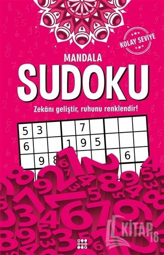 Mandala Sudoku - Kolay Seviye - Kitap16