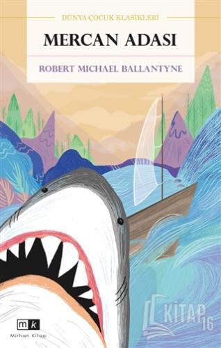 Mercan Adası - Kitap16