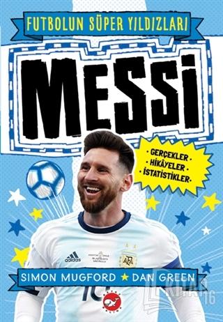 Messi - Futbolun Süper Yıldızları - Kitap16
