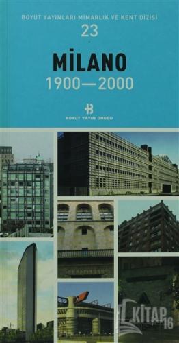 Milano 1900-2000 - Kitap16