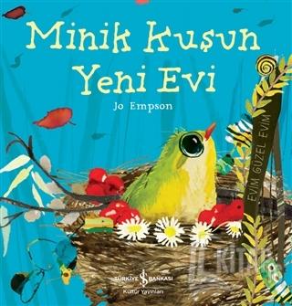 Minik Kuşun Yeni Evi - Kitap16