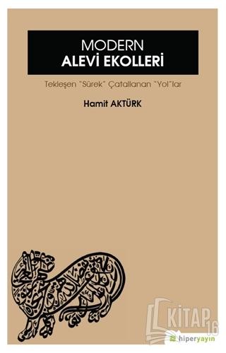 Modern Alevi Ekolleri - Kitap16