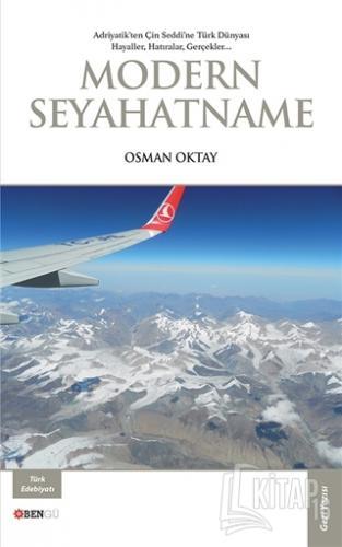 Modern Seyahatname - Kitap16