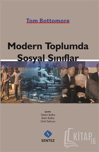 Modern Toplumda Sosyal Sınıflar - Kitap16