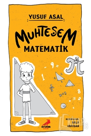 Muhteşem Matematik (Ciltli) - Kitap16